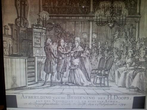 Doop Delft 1794, geheel