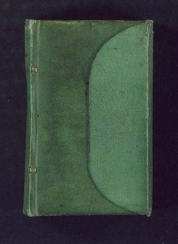 Stedmans dagboek uit 1778. Collectie: James Ford Bell Library, Minnesota.